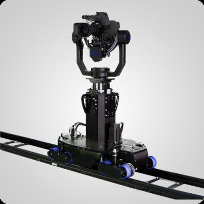 Spider Walker陀螺稳定轨道摄影机器人
